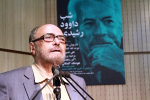 اکبر زنجانپور ـ عکس از مجتبی سالک