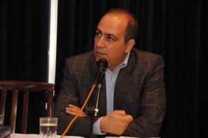 دکتر سعید فیروزآبادی ـ عکس از ژاله ستار