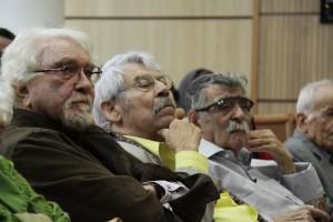 صحنه ای از مراسم سید عبدالله انوار ـ عکس از سمیه لطفی