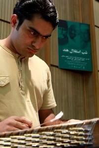 سروش مستانه ـ عکس از مجتبی سالک