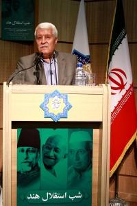 دکتر توفیق سبحانی ـ عکس از محتبی سالک