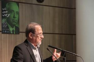 دکتر علی غضنفری ـ عکس از سمیه لطفی