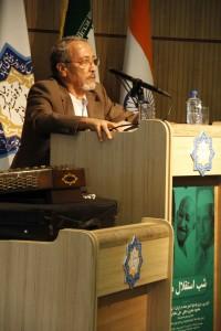 دکتر محمود جعفری دهقی ـ عکس از ژاله ستار