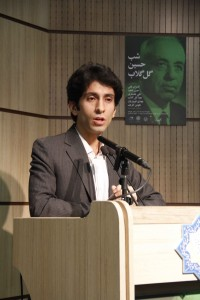 مهدی فیروزیان ـ عکس از ژاله ستار