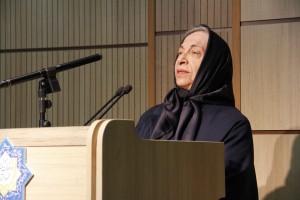 دکتر هما گل گلاب ـ عکس از ژاله ستار
