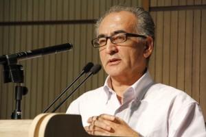 دکتر منصور ثروت ـ عکس از ژاله ستار