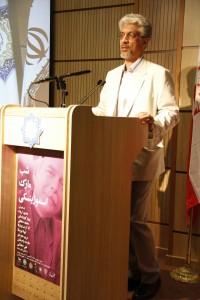 دکتر محمد دهقانی ـ عکس از ژاله ستار