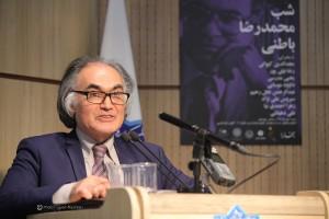 دکتر عبدالرحمن نجل رحیم ـ عکس از جواد آتشباری