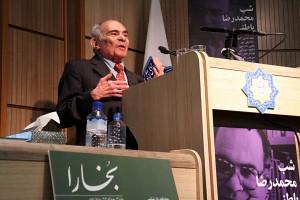 دکتر محمدرضا باطنی ـ عکس از مجتبی سالک