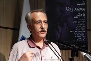 بهاءالدین خرمشاهی ـ عکس از مجتبی سالک