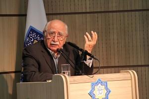 دکتر فتح الله مجتبایی ـ عکس از مجتبی سالک