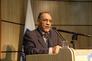 دکتر محمد سرور مولایی ـ عکس از ژاله ستار