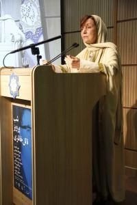دکتر حورا یاوری ـ عکس از ژاله ستار