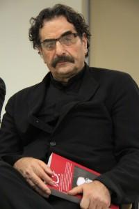 شهرام ناظری در شب دکتر پرویز ناتل خانلری ـ عکس از سمیه لطفی