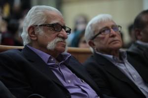 دکتر عبدالمجید ارفعی ـ عکس از جواد آتشباری