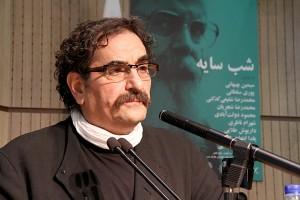 شهرام ناظری ـ عکس از مجتبی سالک