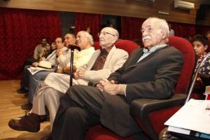 سعید پورصمیمی ـ مرتضی احمدی و بهزاد فراهانی ـ عکس از ژاله ستار