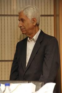 علی فولادزری ـ عکس از ژاله ستار