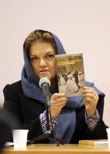 نادیا معاونی ـ عکس از محمدرضا مسگری