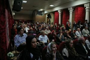 صحنه ای از شب مرتضی احمدی ـ عکس از شاهرخ ابراهیمی