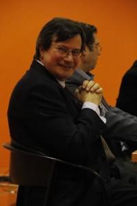 پروفسور گالی ـ عگس از ژاله ستار