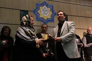 علی دهباشی و اسین چلبی ـ عکس از مجتبی سالک