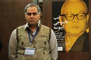 حسنی سعدی ـ عکس از مجتبی سالک