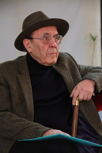 دکتر جواد مجابی ـ عکس از مجتبی سالک