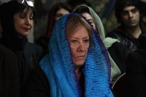 پری صابری ـ عکس از مجتبی سالک