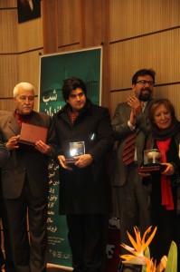دکتر توفیق سبحانی ، سالار عقیلی ـ دکتر چرتی و پری صابری ـ عکس از ژاله ستار