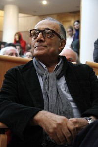 عباس کیارستمی ـ عکس از مجتبی سالک