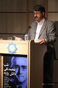 اکبر ایرانی ـ عکس از جواد آتشباری