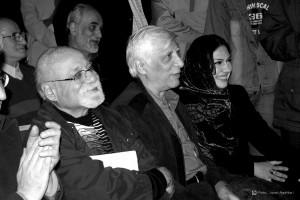 شب بهرام بیضایی ـ عکس از جواد آتشباری