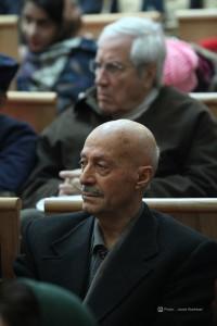 دکتر محمد دانش پژوه ـ عکس از جواد آتشباری