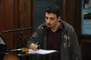 سهراب احمدیان ـ عکس از ژاله ستار