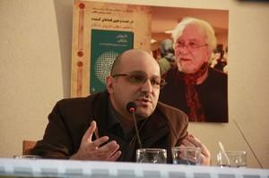 محمد منصور هاشمی ـ عکس از ژاله ستار