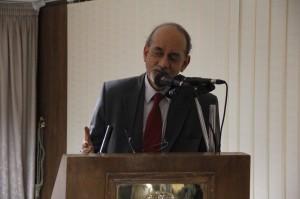 دی.پی.سری واستوا ـ سفیر هند در ایران