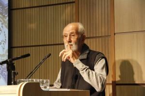 دکتر محمدعلی موحد ـ عکس از ژاله ستار