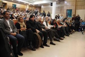 صحنه ای از مراسم خاندان مولانا ـ عکس از ژاله ستار