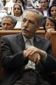 بهاءالدین خرمشاهی ـ عکس از ژاله ستار