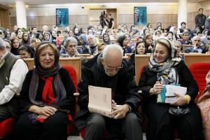 اسین چلبی، دکتر موحد و پری صابری ـ عکس از سمیه لطفی