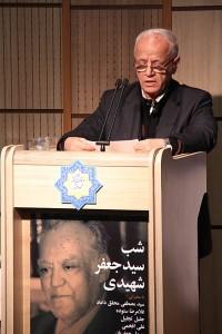 دکتر محمد علی سجادی ـ عکس از مجتبی سالک