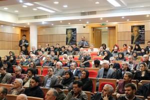 صحنه ای دیگر از شب شهیدی ـ عکس از امید علمداری