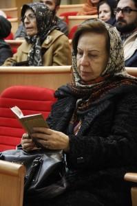 دکتر نسرین روان پور ـ عکس از ژاله ستار