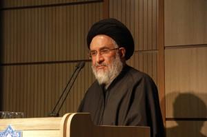 دکتر سید مصطفی محقق داماد ـ عکس از ژاله ستار