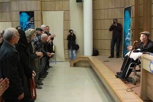 علی اشرف درویشیان ـ عکس از مجتبی سالک