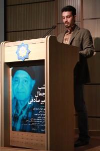 مهدی رضایی ـ عکس از مجتبی سالک