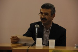 مسعود کازری ـ عکس از ژاله ستار