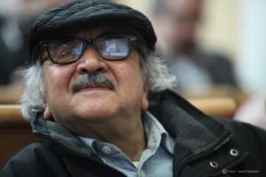 دکتر محمدرضا شفیعی کدکنی ـ عکس از جواد آتشباری