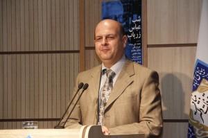 حسین زریاب ـ عکس از ژاله ستار